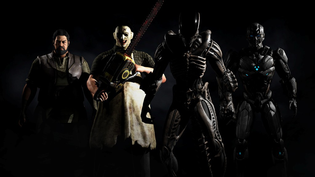 New Kombat Pack 2 video shows off Mortal Kombat X's new Kombatants