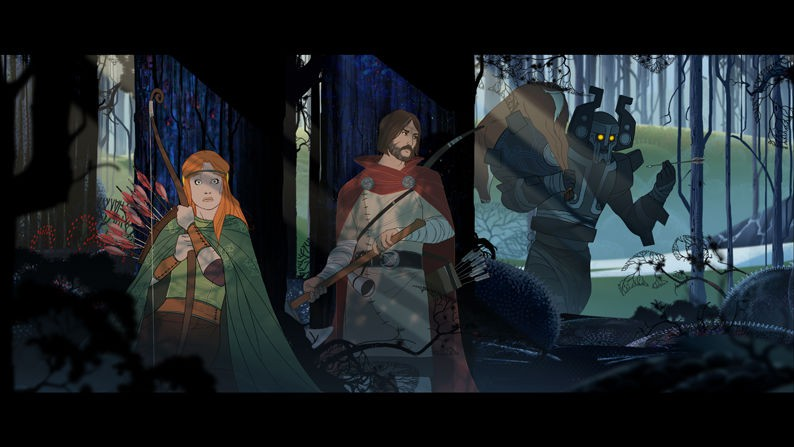 The Banner Saga launches on Playstation 4 and Xbox One today