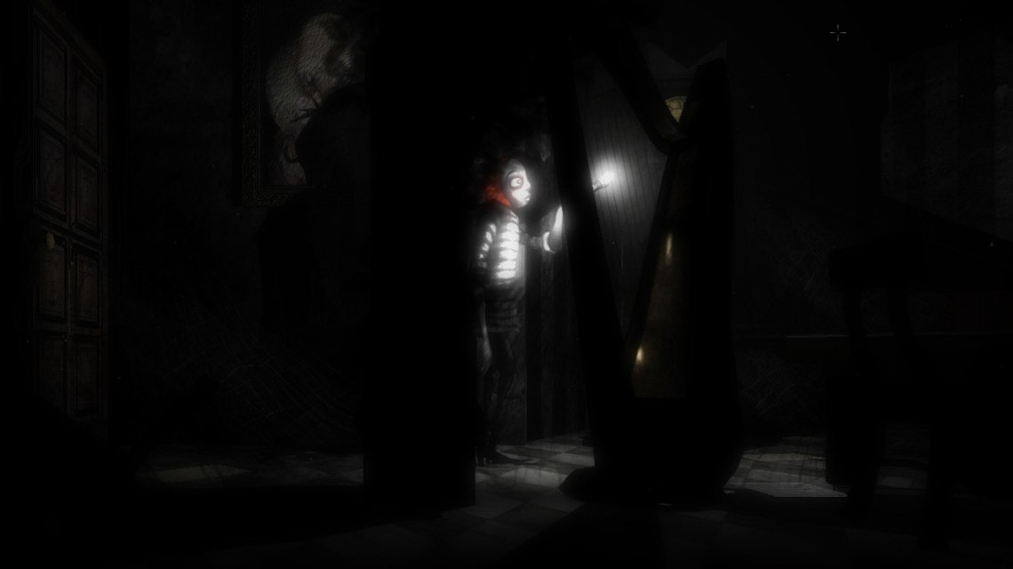 Psychological horror title DARQ hits Steam Greenlight