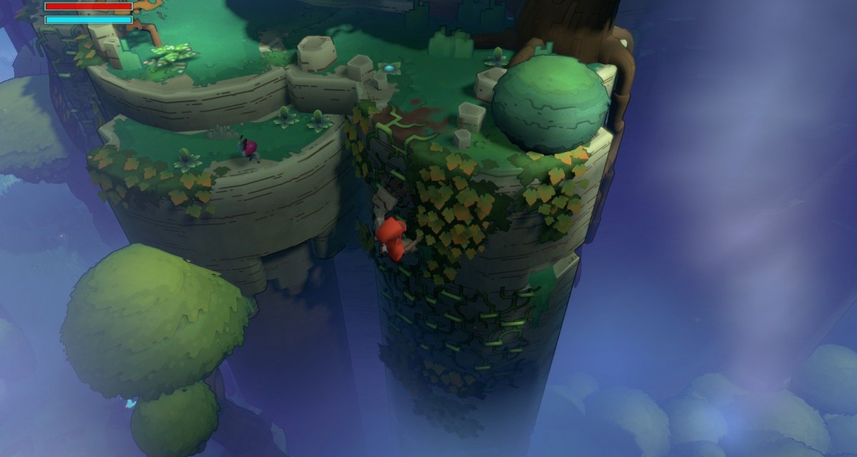 New trailer for Hob reminds us just how beautiful (and dangerous) the game is