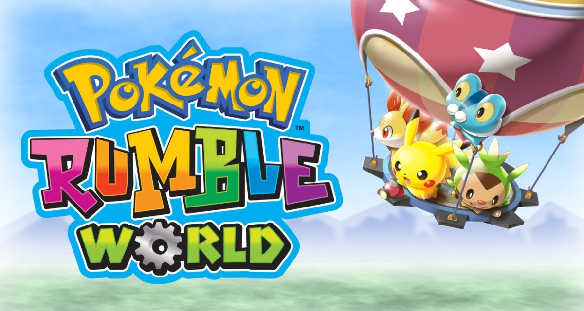 Pokémon Rumble World getting a physical release on 3DS in January 2016