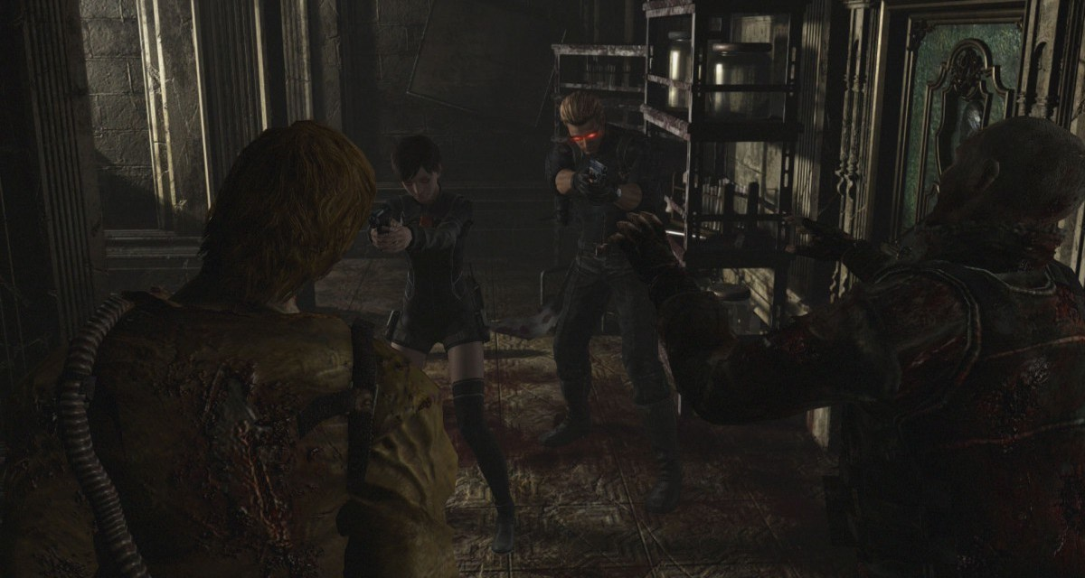 Resident Evil 0 HD confirmed for January 2016 release