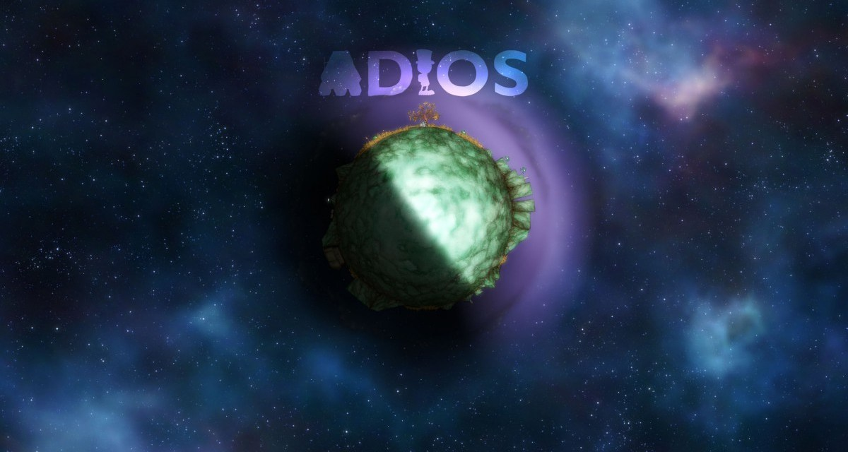 Space sim ADIOS launches on Playstation 4 in February