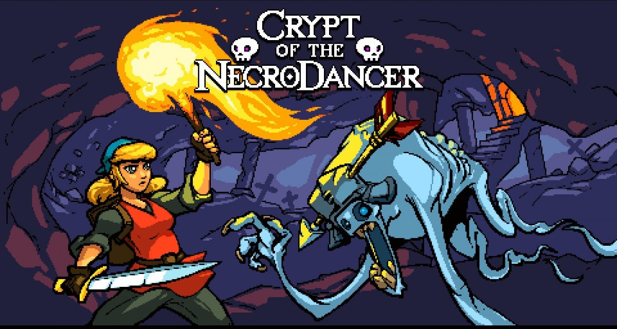 Crypt Of The NecroDancer arrives on Playstation 4 on February 2nd
