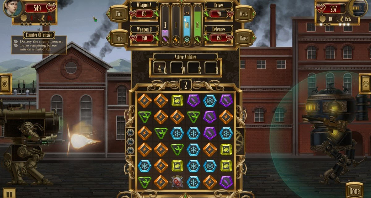 Steampunk mech combat title Ironcast hits the Playstation 4 and Xbox One in March
