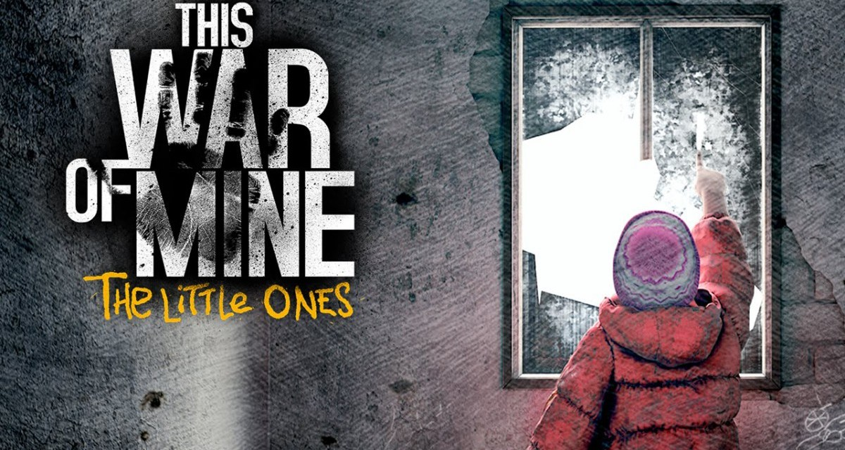 This War Of Mine: The Little Ones now available on Playstation 4 and Xbox One