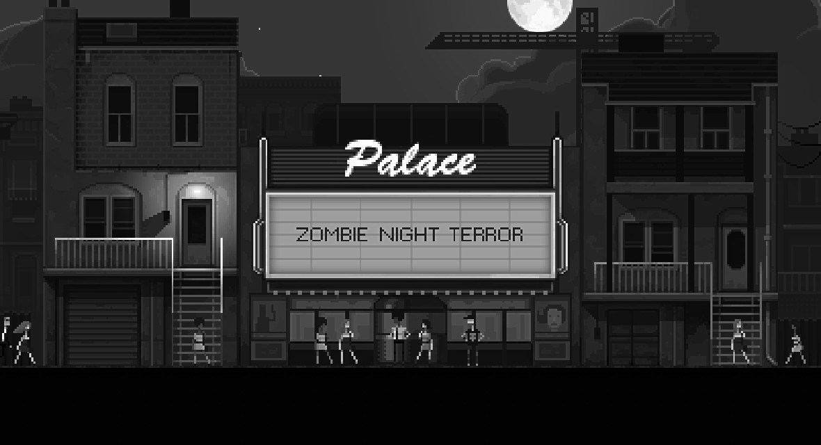 New gore filled trailer released for zombie horde sim Zombie Night Terror