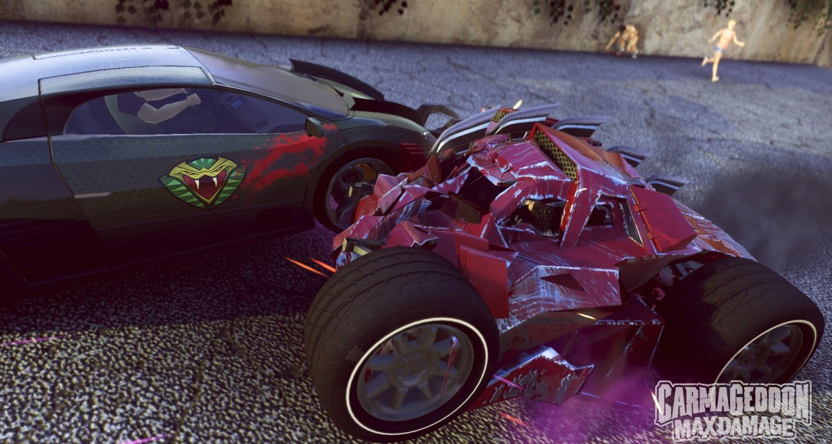Carmageddon: Max Damage getting a physical release on consoles this June