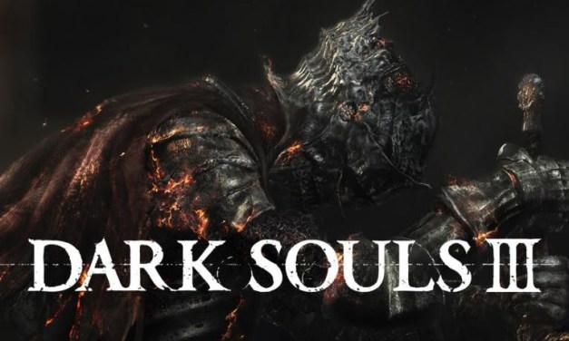 Taking an early look at Dark Souls III