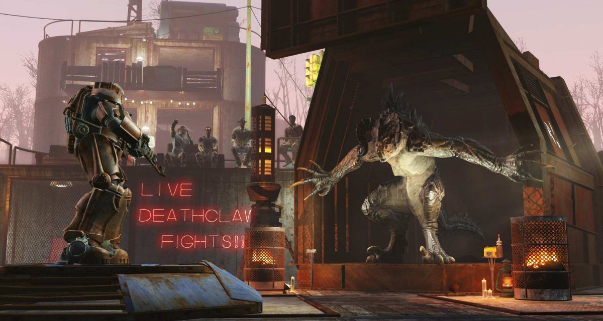 Trailer released for Fallout 4's upcoming 'Wasteland Workshop' DLC