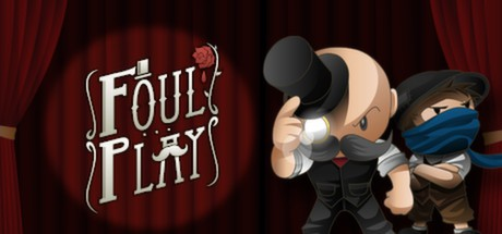 Hit the stage in Foul Play, available today on Playstation 4 and Playstation Vita