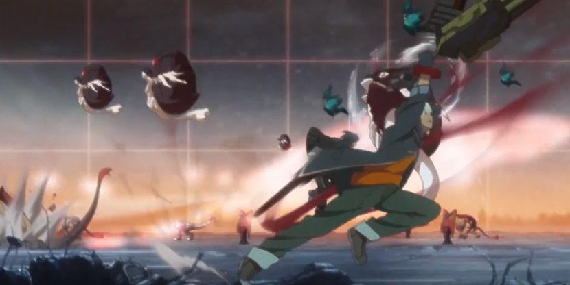 Opening prologue animation revealed for GOD EATER: Resurrection
