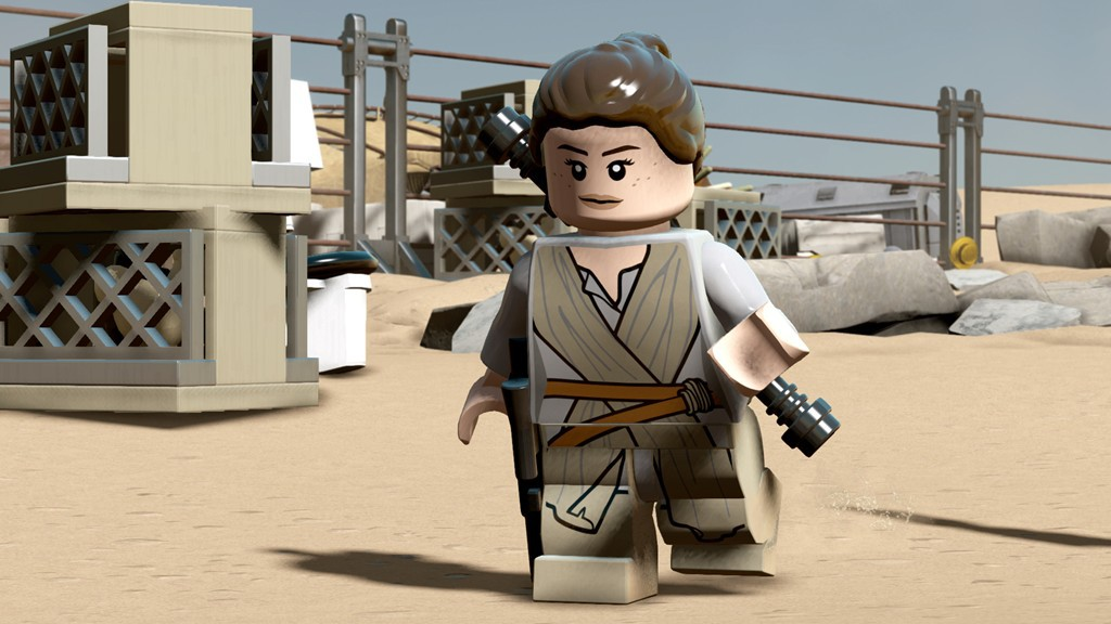 First gameplay trailer revealed for LEGO Star Wars: The Force Awakens