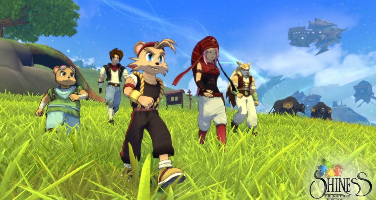 New gameplay trailer released for upcoming RPG Shiness: The Lightning Kingdom