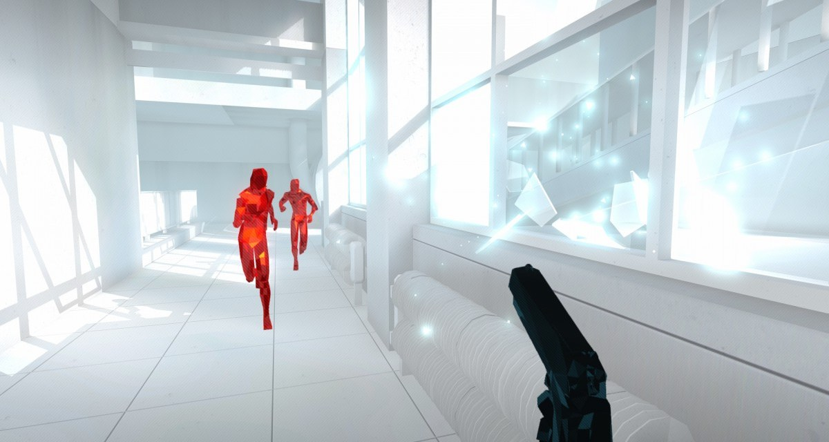 New trailer reveals release date for time bending FPS SUPERHOT