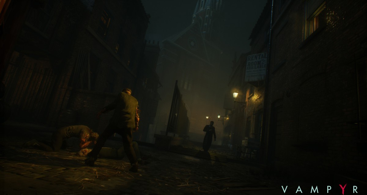 New screenshots revealed for upcoming action-RPG Vampyr