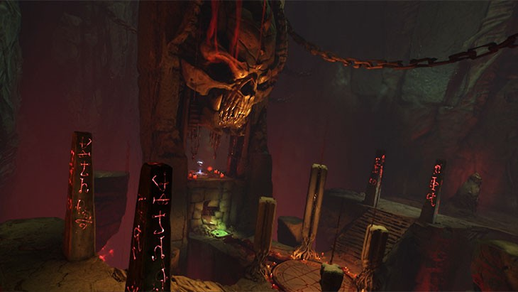 New trailer and details revealed for DOOM's multiplayer maps