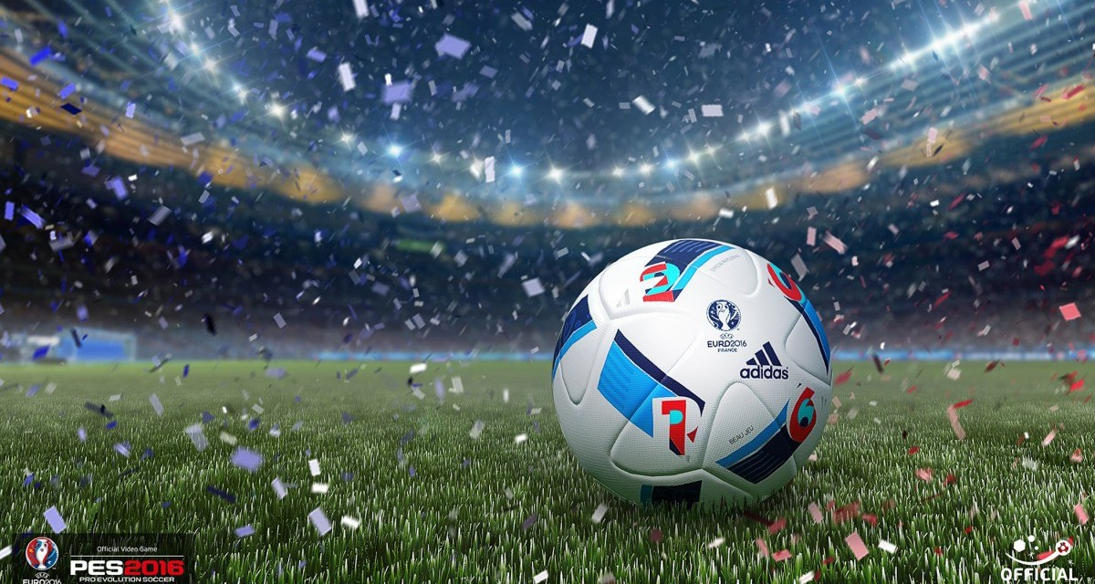 UEFA EURO 2016 content for PES 2016 launches today for free