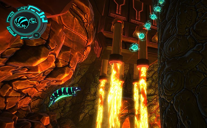 New trailer for vibrant platformer Mekazoo shows off new gameplay and boss battle