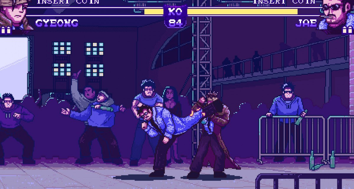90s style fighter Verdict Guilty now available on Steam Early Access