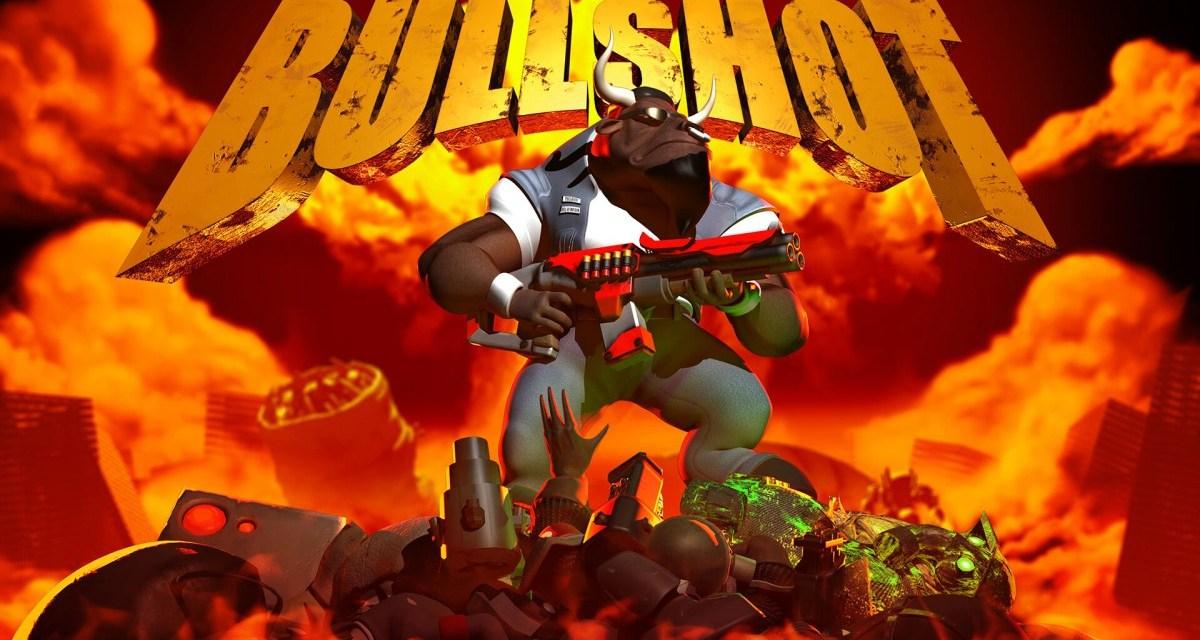 Run 'n gunner Bullshot hits Steam this week