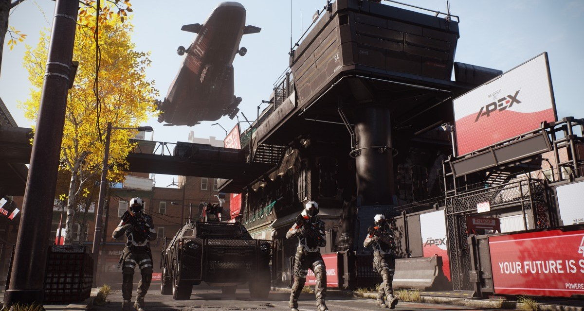 Earn in-game rewards for Homefront: The Revolution with newly announced 'Merits' program