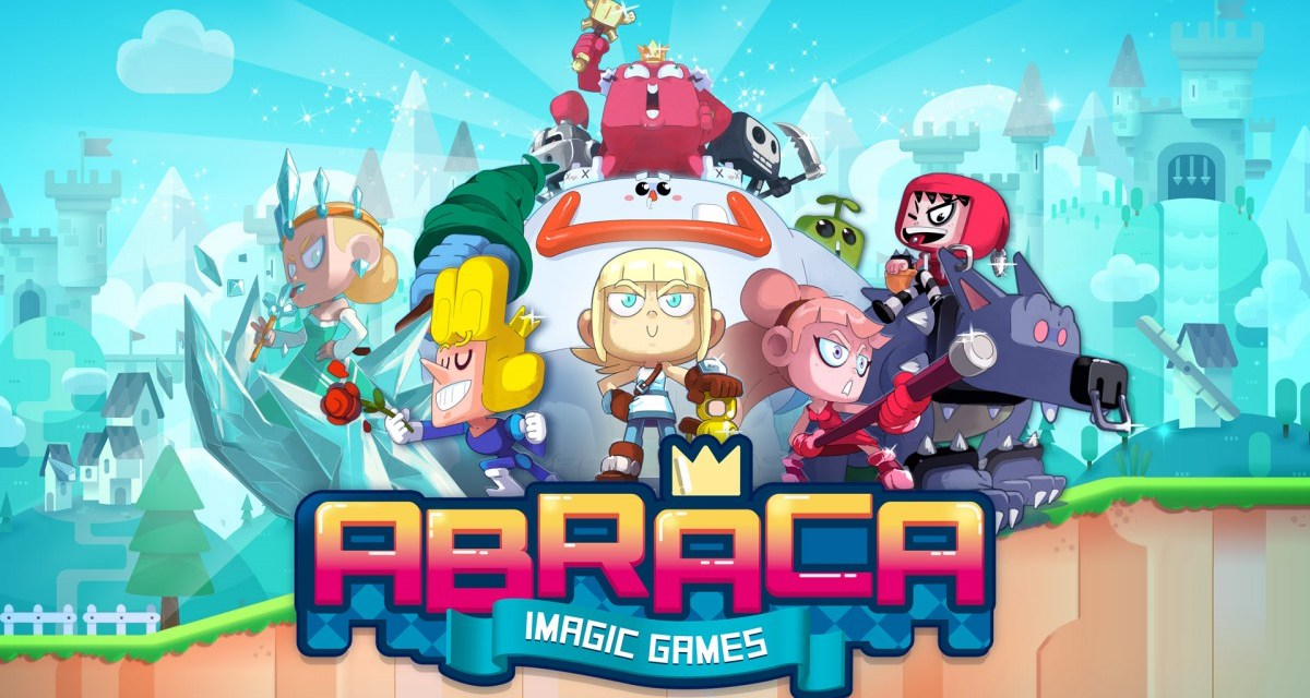 Fairytale themed multiplayer party game ABRACA hits PC and Mac today