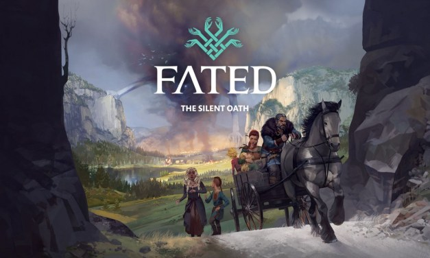 FATED: The Silent Oath   REVIEW