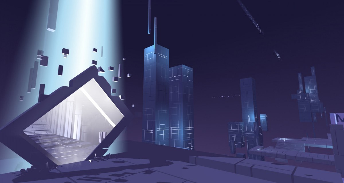Cyberspace programming puzzler Glitchspace coming to PCs in May