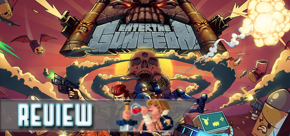 REVIEW – Enter The Gungeon
