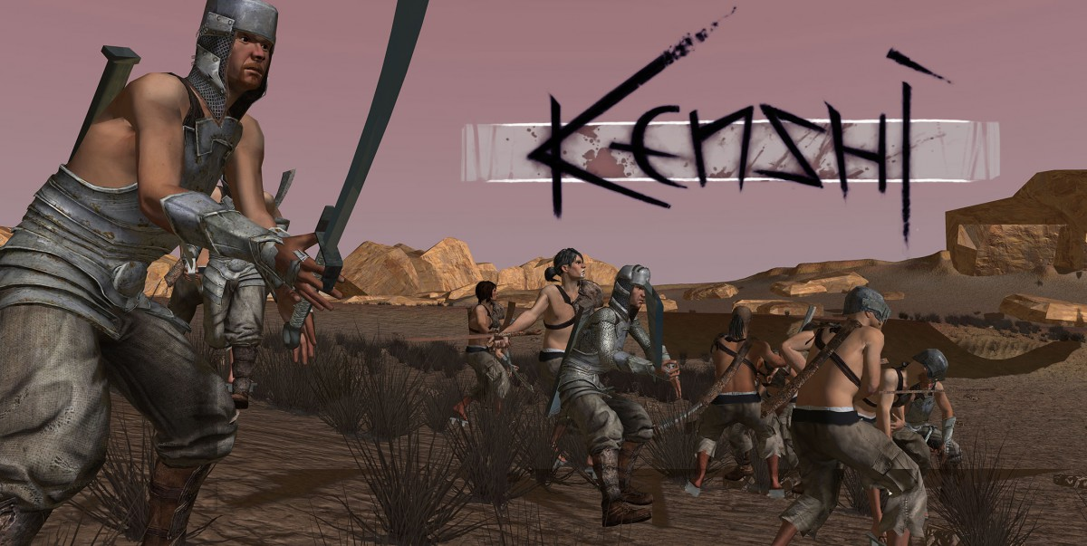 Squad-based RPG Kenshi hits beta – features a huge 355 square mile world to explore
