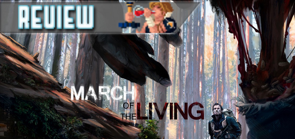 REVIEW – March Of The Living