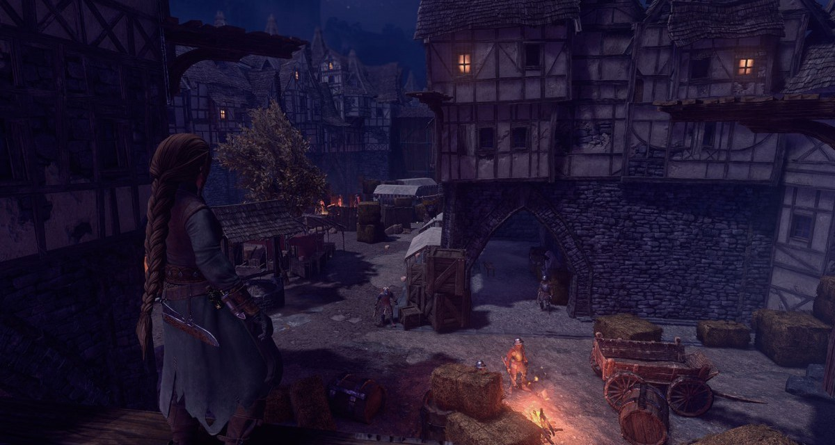 Shadwen, the stealth action title from the developers of Trine, hits Playstation 4 and PC in May
