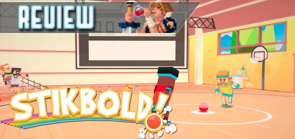 REVIEW – Stikbold! A Dodgeball Adventure