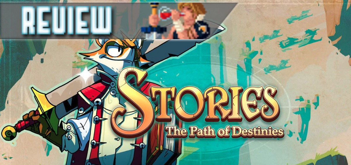 REVIEW – Stories: The Path Of Destinies