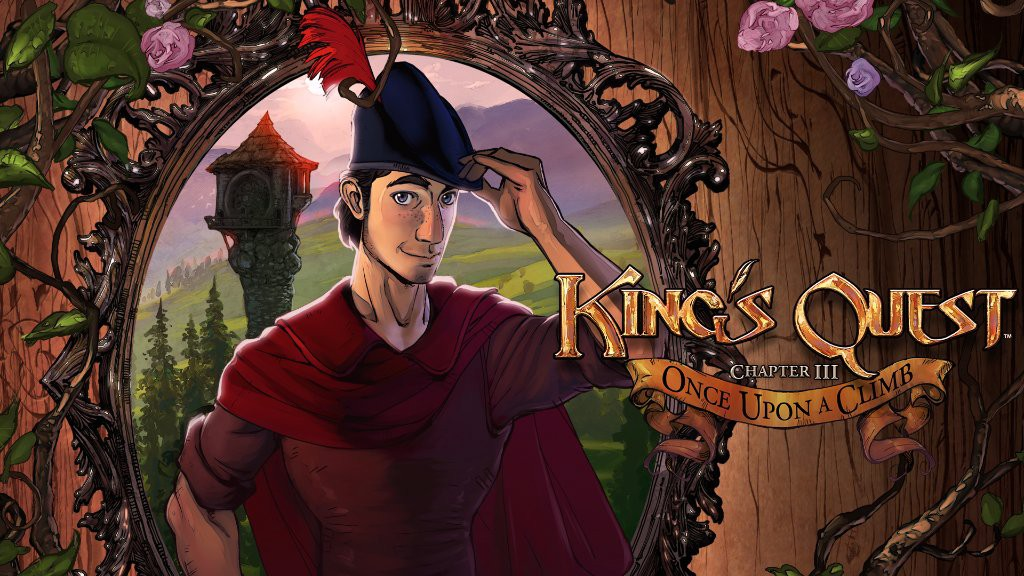 REVIEW – King's Quest: Once Upon A Climb