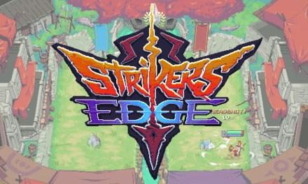 Striker's Edge | INTERVIEW