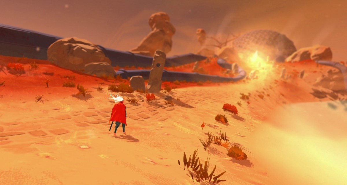 REVIEW – Furi