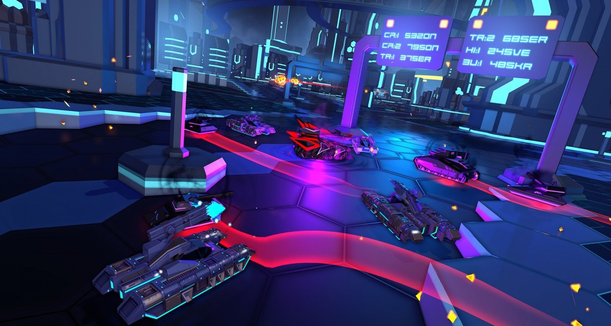 Taking an early look at Battlezone