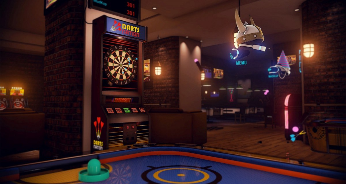 Sports Bar VR | REVIEW