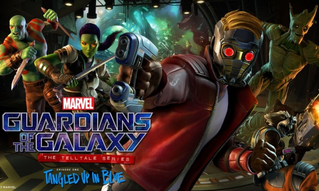 Marvel's Guardians of the Galaxy: The Telltale Series – Episode One 'Tangled Up in Blue' | REVIEW