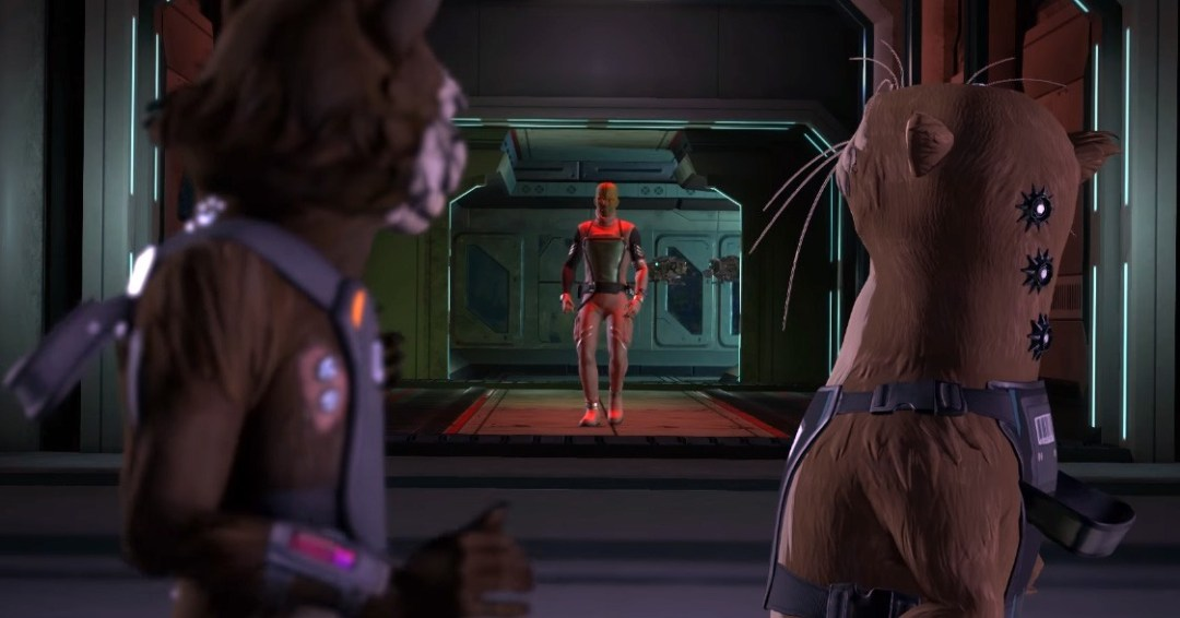 Marvel's Guardians of the Galaxy: The Telltale Series - Episode Two 'Under Pressure'