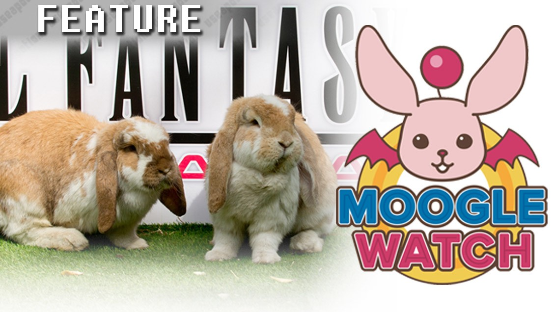 'Moogle Watch' – a closer look at Square Enix's rabbit streaming   FEATURE