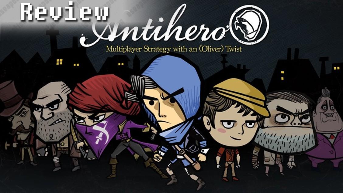 Antihero | REVIEW