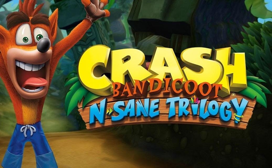 Crash Bandicoot: N. Sane Trilogy | REVIEW
