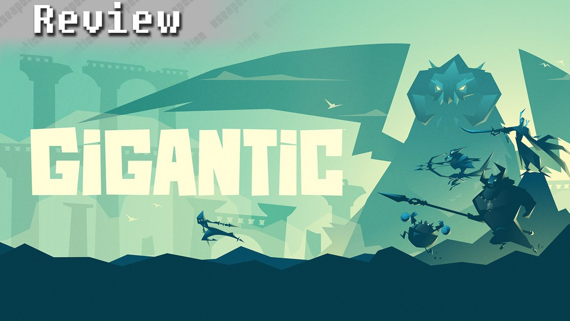 Gigantic | REVIEW