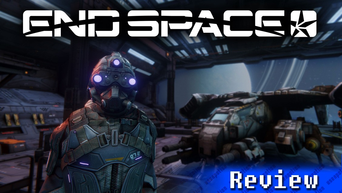 End Space | REVIEW