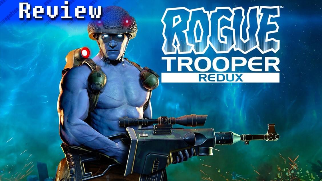 Rogue Trooper Redux | REVIEW