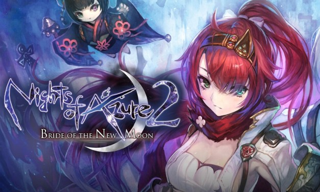 Nights of Azure 2: Bride of the New Moon | REVIEW