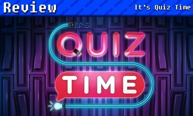 It's Quiz Time   REVIEW